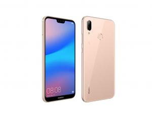 Huawei P20 Lite 64GB 4GB DualSim Rózsaszín Okostelefon