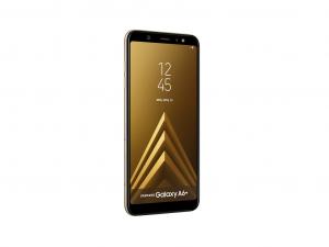 Samsung Galaxy A6 Plus (2018) A605 32GB 3GB DualSim Arany Okostelefon