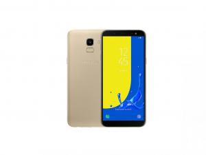 Samsung Galaxy J6 (2018) J600F 32GB 3GB Arany Okostelefon