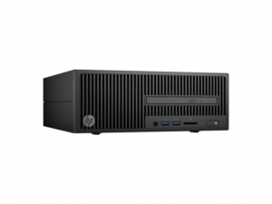 HP 280 G2 SFF - Intel® Core™ i3 Processzor-7100 Dual-Core, 4GB DDR4, 500GB HDD, Intel® HD Graphics 630 Windows 10 Professional