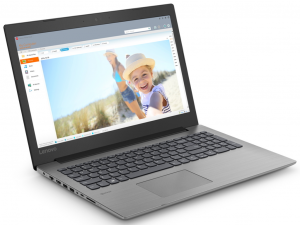 Lenovo Ideapad 330-15IKBR 81DE00XMHV 15.6 FHD, Intel® Core™ i5 Processzor-8250U, 8GB, 1TB HDD, AMD Radeon 530 - 2GB, Win10, fekete notebook