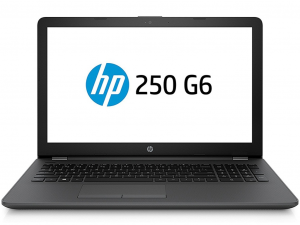 HP 250 G6 3QM21EA 15.6 HD, Intel® Core™ i3 Processzor-7020U, 4GB, 500GB HDD, Dos, fekete notebook