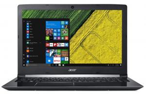 Acer Aspire 5 A515-51G-30GB - Endless - Fekete 15,6 HD, Intel® Core™ i3-7020U, 4GB, 1TB HDD, NVIDIA® GeForce® MX130 2GB, Endless