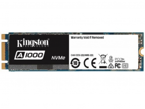 Kingston 960GB M.2 NVMe A1000M8/960G SSD meghajtó
