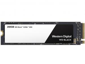 WD Black M.2 SSD meghajtó 250GB