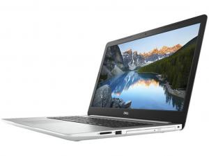Dell Inspiron 5570 15.6 FHD, Intel® Core™ i5 Processzor-8250U, 4GB, 1TB, AMD Radeon R530 - 2GB, ujjlenyomatolvasó, háttérvilágítású bill., linux, fehér notebook
