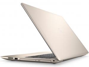 Dell Inspiron 5570 15.6 FHD, Intel® Core™ i5 Processzor-8250U, 4GB, 1TB, AMD Radeon R530 - 2GB, ujjlenyomatolvasó, háttérvilágítású bill., linux, gold notebook