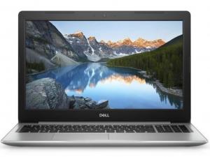 Dell Inspiron 5570 15.6 FHD, Intel® Core™ i7 Processzor-8550U, 8GB, 128GB SSD + 1TB HDD, ujjlenyomatolvasó, háttérvilágítású bill., linux, ezüst notebook