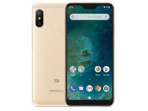 Xiaomi Mi A2 Lite 32GB 3GB DualSim Arany Okostelefon