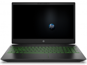 HP Pavilion Gaming 15-CX0001NH 15.6 FHD IPS, Intel® Core™ i5 Processzor-8300H, 8GB, 1TB HDD + 256GB SSD, NVIDIA GeForce GTX 1050 - 4GB, Dos, fekete notebook