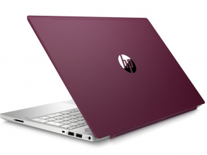 HP Pavilion 15-CS0005NH 15.6 FHD IPS, Intel® Core™ i3 Processzor-8130U, 8GB, 256GB SSD, Dos, vörös notebook