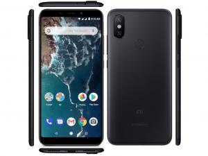 Xiaomi Mi A2 64GB 4GB DualSim Fekete Okostelefon