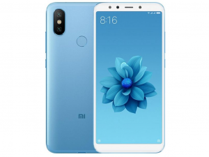Xiaomi Mi A2 64GB 4GB DualSim Kék Okostelefon