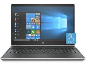 HP Pavilion x360 15-CR0000NH 15.6 FHD IPS Touch, Intel® Core™ i5 Processzor-8250U, 8GB, 256GB SSD, AMD Radeon 530 - 2GB, Win10, természetes ezüst notebook