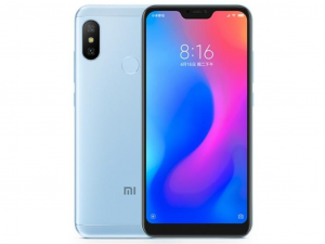 Xiaomi Mi A2 Lite 64GB 4GB DualSim Kék Okostelefon