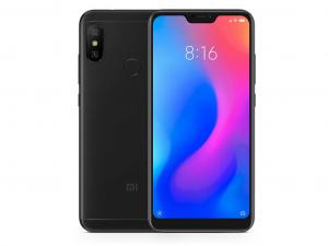 Xiaomi Mi A2 Lite 64GB 4GB DualSim Fekete Okostelefon