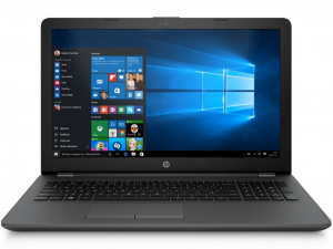 HP 250 G6 3QM76EA 15.6 HD, Intel® Dual Core™ N4000, 4GB, 500GB HDD, Win10H, sötétszürke notebook