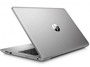 HP 250 G6 4LT07EA 15.6 FHD, Intel® Core™ i3 Processzor-7020U, 4GB, 500GB HDD, Dos, ezüst notebook