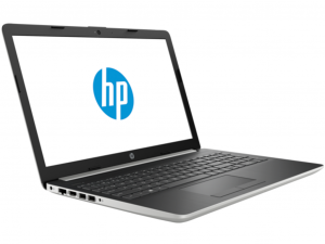 HP 15-DA0018NH 15.6 FHD, Intel® Core™ i3 Processzor-7020U, 4GB, 1TB HDD, NVIDIA GeForce MX110 - 2GB, Dos, természetes ezüst notebook