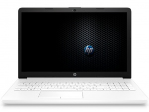 HP 15-DA0029NH 15.6 FHD, Intel® Dual Core™ N4000, 4GB, 128GB SSD, Dos, hófehér notebook