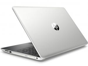HP 15-DA0009NH 15.6 FHD IPS, Intel® Core™ i5 Processzor-8250U, 8GB, 1TB HDD + 128GB SSD, Dos, természetes ezüst notebook