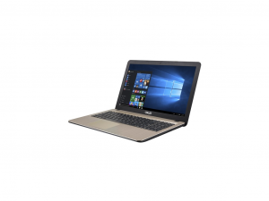 Asus VivoBook X540MA-GQ157T - Windows® 10 - barna fekete 15,6 HD, Intel® Celeron® Dual Core™ N4000, 4GB, 128GB SSD, Intel® UHD Graphics 600, Windows® 10