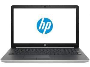 HP 15-DA0039NH 15.6 FHD IPS, Intel® Core™ i5 Processzor-8250U, 8GB, 256GB SSD, NVIDIA GeForce MX130 - 4GB, Dos, természetes ezüst