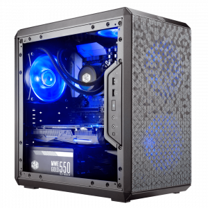 BFG-8350 Small Gamer PC