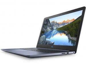 Dell G3 3779 17.3 FHD IPS, Intel® Core™ i5 Processzor-8300H, 8GB, 128GB SSD + 1TB HDD, NVIDIA GeForce GTX 1050 - 4GB, ujjlenyomatolvasó, háttérvilágításos bill., linux, kék notebook