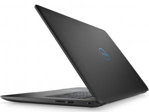 Dell G3 3779 17.3 FHD IPS, Intel® Core™ i5 Processzor - 8300H, 8GB, 1TB HDD, NVIDIA GeForce GTX 1050 - 4GB, linux, fekete notebook