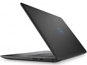 Dell G3 3779 17.3 FHD IPS, Intel® Core™ i5 Processzor-8300H, 8GB, 128GB SSD + 1TB HDD, NVIDIA GeForce GTX 1050Ti - 4GB, ujjlenyomatolvasó, háttérvilágításos bill., linux, fekete notebook