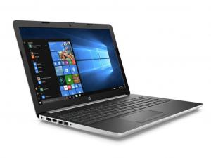 HP 15-DA0042NH 15,6 FHD AG IPS,Core™ I7-8550U, 8GB,256GB SSD,NVIDIA GEFORCE MX130 4GB,DVD-RW, DOS,TERMÉSZETES EZÜST