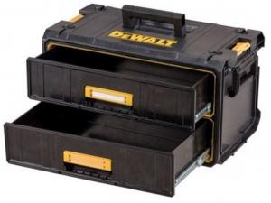 DeWALT DWST1-80123 Toughsystem két fiókos tároló