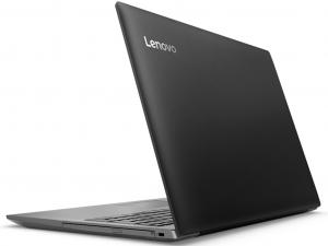 LENOVO IDEAPAD 320-15IAP 80XR011MHV 15.6 HD, Intel® Dual Core™ N3350/1,10GHz - 2,40GHz/, 4GB 1600MHz, 500GB HDD, AMD Radeon™ 530 - 2GB, Ujjlenyomat olvasó, Dos, fekete notebook