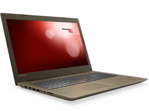 Lenovo Ideapad 520 81BF00CPHV 15.6 FHD IPS, Intel® Core™ i5 Processzor-8250U, 4GB, 1TB HDD, NVIDIA GeForce MX150 - 4GB, Dos, bronz notebook
