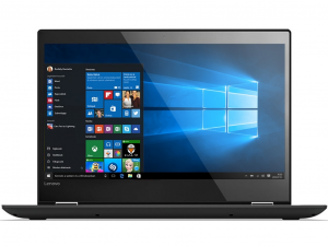 LENOVO IDEAPAD YOGA 520-14IKB 80X8010NHV 14.0 FHD IPS TOUCH, Intel® Core™ i3 Processzor-7100U, 4GB, 1TB HDD, Intel® HD GRAPHICS, WIN10H, FEKETE