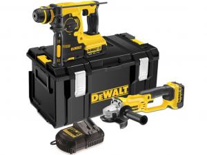 DeWALT DCK271M2-QW 18V-os XR Li-Ion 2 gépes készlet