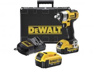 DeWALT DCF880M2-QW 18,0 V-os XR Li-Ion ütvecsavarozó kofferben