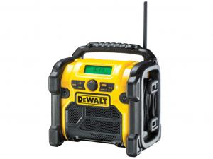 DeWALT DCR019-QW Kompakt rádió - akku és töltő nélkül