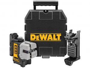 DeWALT DW089K-XJ Keresztszálas vonal lézer kofferben