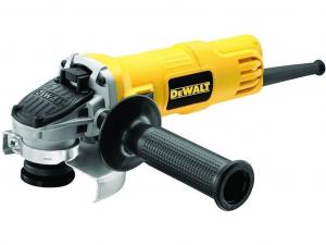 DeWALT DWE4056-QS 800W 115MM sarokcsiszoló oldalkapcsolóval