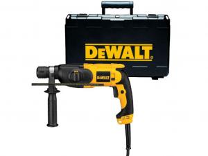 DeWALT D25032K-QS 22mm-es 2 üzemmódú SDS plus fúrókalapács kofferben