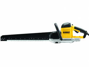 DeWALT DWE399-QS 430 mm-es ALLIGATOR® fűrész