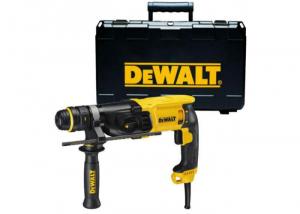 DeWALT D25033K-QS 22mm-es 3 üzemmódú SDS plus fúrókalapács kofferben