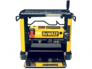 DeWALT DW733-QS 317 mm-es hordozható vastagológyalu