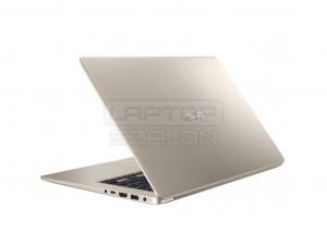 Asus VivoBook 15 X542UN-DM228 15.6 FHD - Intel® Core™ i5 Processzor-8250U Quad-Core™ 1.60 GHz - 8 GB DDR4 SDRAM - 256 GB SSD - DVD-Writer - NVIDIA GeForce MX150 4GB - Linux - Arany notebook