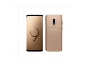 Samsung Galaxy S9 G960F 64GB 4GB DualSim Arany Okostelefon