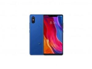 Xiaomi Mi 8 128GB 6GB DualSim Kék Okostelefon