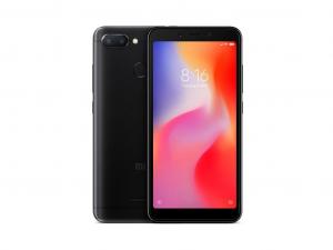 Xiaomi Redmi 6 Dual Sim 32GB 3GB RAM LTE Fekete\r\n