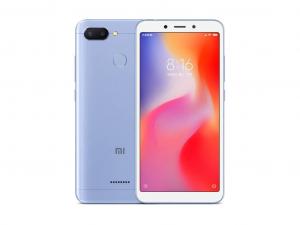 Xiaomi Redmi 6 Dual Sim 32GB 3GB RAM LTE Kék\r\n